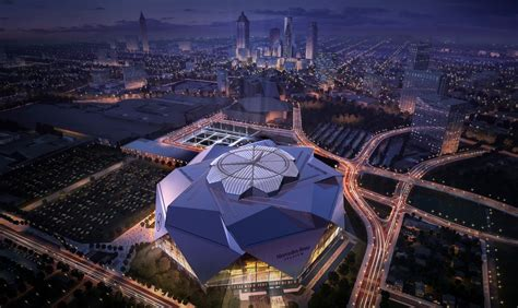 Home Design Concepts Kansas City by Nfl And Mlb Atlanta And Minneapolis New Stadiums Update