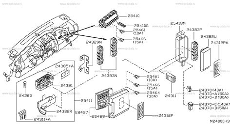 nissan cabstar wiring diagram 28 images nissan