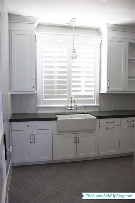 California Kitchen Cabinets Downstairs Laundry Room The Sunny Side Up Blog
