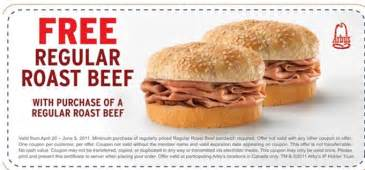 Printable Kohls Coupons Arbys Coupon Codes Free Coupon Codes Blog