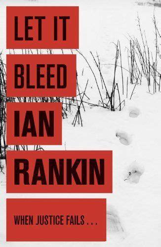 descargar let it bleed a rebus novel libro e gratis 31 best books ian rankin images on ian rankin books romans and book club books