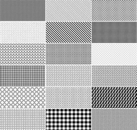 pixel pattern for photoshop free download subtle pixels 32 photoshop patterns black and white vector