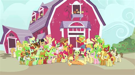 apple family apple family my little pony friendship is magic wiki