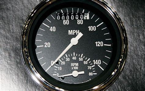 Auto Speedometer Calibration by Mechanical Speedometer Calibration Hot Rod Share The