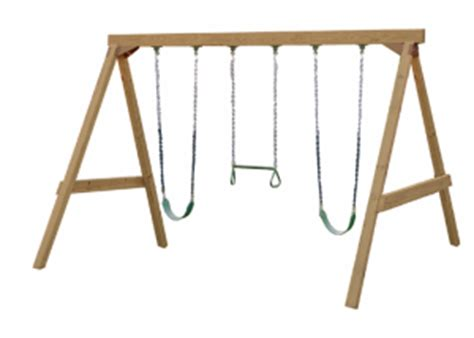 wooden swing set plans download free woodwork plans for building a swingset pdf plans