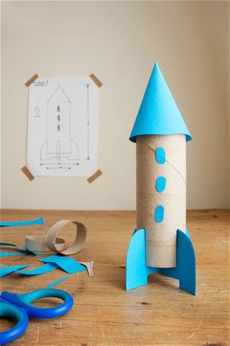 How To Make A Paper Rocket For School Project - 25 best ideas about toilet paper origami on