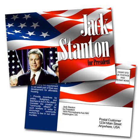 political postcard template political postcards templates radiodigital co