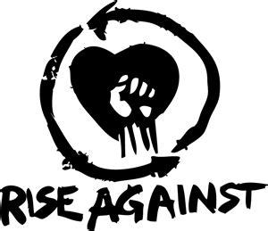 Logo Rise Against rise against logo vector eps free