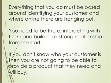 Your Customers Treat Them Well Build Strong Relationships by What Do You Need To Succeed In Money