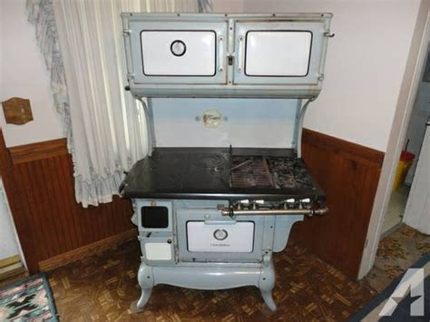 Vintage Wood Gas Coal Kitchen Stove For Sale In Flint Antique Kitchen Stoves For Sale