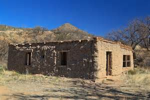 Adobe Houses Old Adobe House By Eput