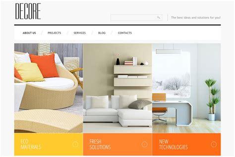 furniture templates for interior design 30 best interior design furniture joomla templates