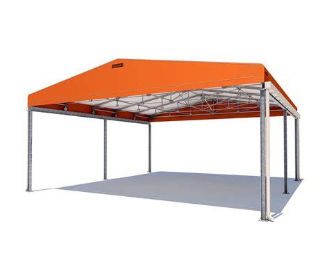 tettoie in pvc luciano tunnel mobili e coperture in pvc luciano