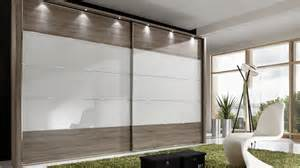 stylform eos sliding doors truffle oak glass mirror
