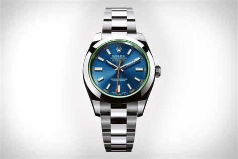 Rolex Milgauss Blue rolex milgauss z blue uncrate