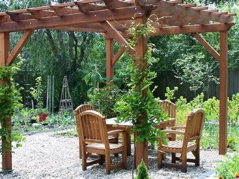 Garden Pergola Design Ideas 40 Pergola Design Ideas Turn Your Garden Into A Peaceful Refuge