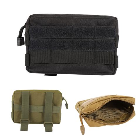 Laneige Mini Pouch Waterproof 600d airsoft tactical modular molle small utility pouch edc bag waterproof mini