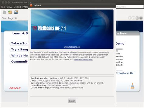 how to install netbeans in ubuntu how to install netbeans ide 7 1 on ubuntu 11 10 ubuntu