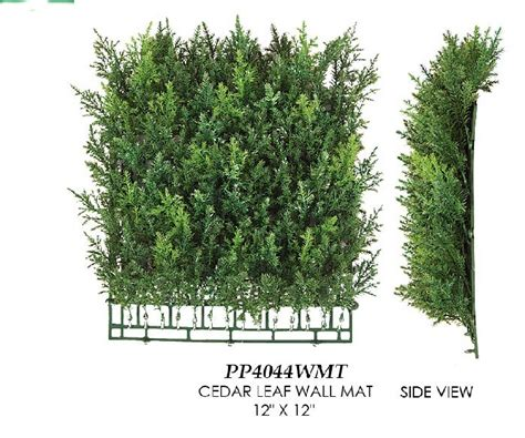 topiary wall artificial topiary trees topiary wall cedar leaf wall mat