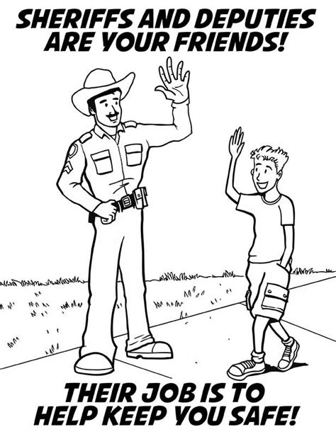 sherriff callie coloring pages