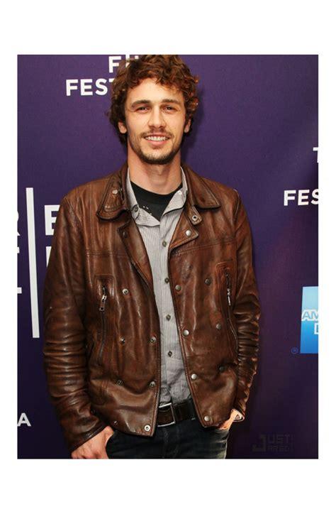 mens brown biker mens brown leather jacket