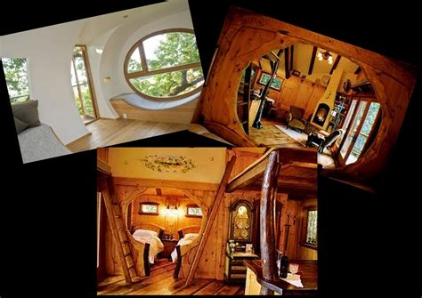 tree house interiors creating a unique home treehouse interiors