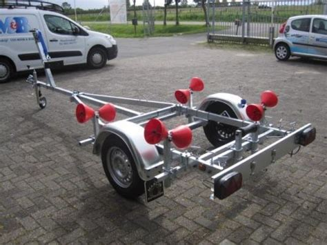 boottrailer te huur belgie demo rubberboot marlin 500 boottrailer 4 50 meter