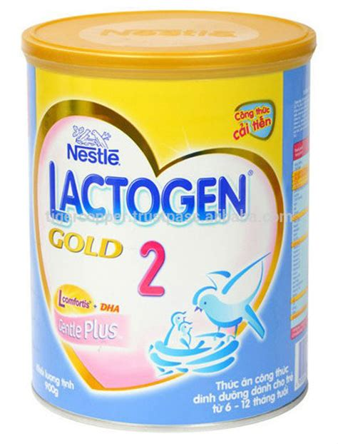 Lactogen Gold Nestle Lactogen Gold 2 Milk Powder Tin 400g Nestle Milk