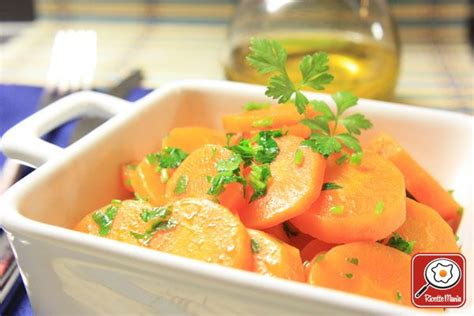come cucinare le carote ricetta carote prezzemolate al vapore ricettemania