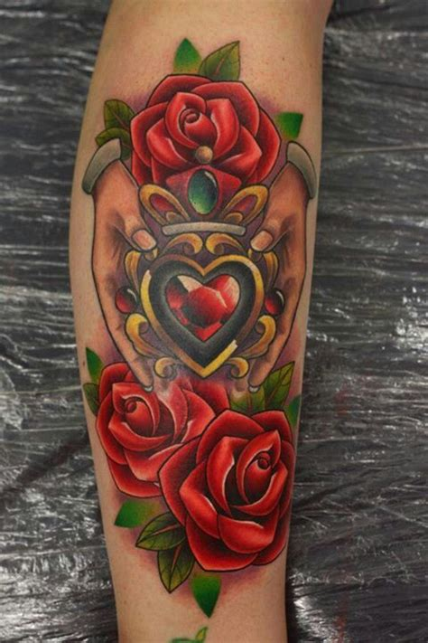 sunderland tattoo designs my claddagh by maddison at triplesix in