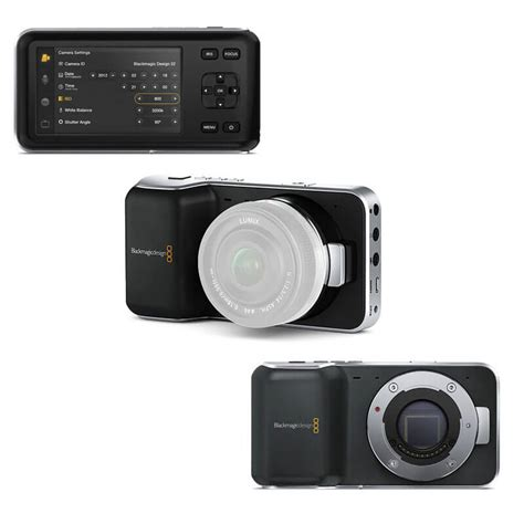 black magic pocket cinema blackmagic pocket cinema купить в интернет