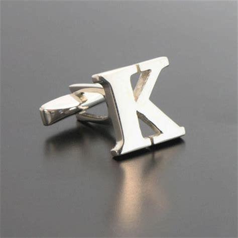 Alphabet Script K Cufflinks 圖片搜尋 k
