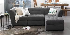 Best Leather Sectional Sofa 9 Best Sectional Sofas Couches 2017 Stylish Linen And Leather Sectionals