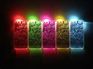 phone that lights up light cases images
