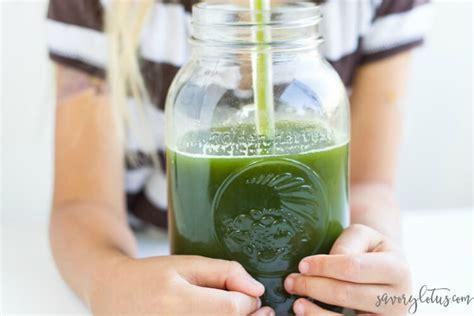 Give Thanks Detox by Detox Green Juice Savory Lotus