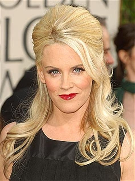 what is jenny mccarthy natural hair color jenny mccarthy hair style evolution