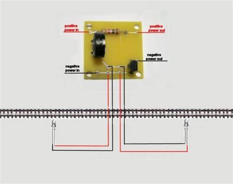 model railway electrics wiring electric wiring diagrams electric free engine