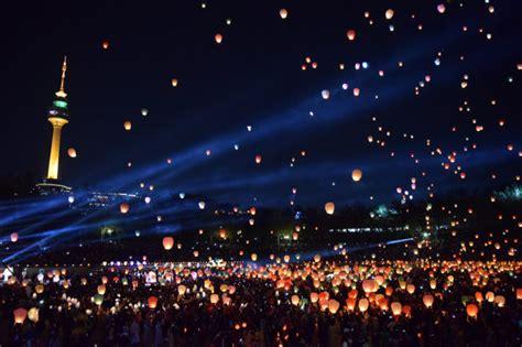 festival in daegu south korea daegu dalgubeol lantern festival 대구 달구벌 등불 축제 bound