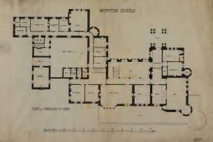 gallery for gt scottish castle floor plans lord foxbridge in progress floor plans foxbridge castle