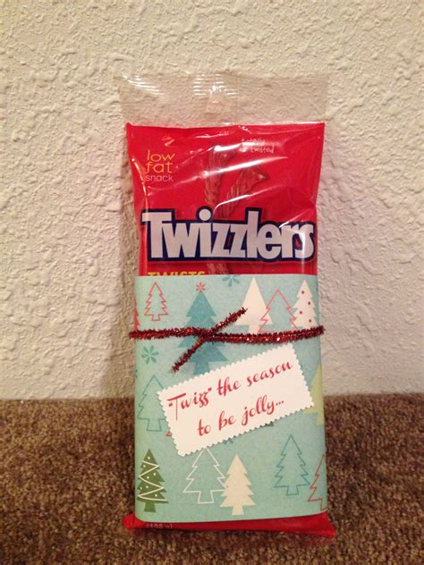 secret gift ideas for coworkers yes i jillian butters made this my spin on twizzlers