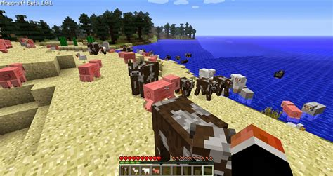 mod in minecraft download minecrart mods minecraft craftable animals mod 1 6 4 1