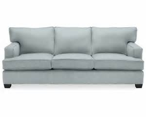 jackson 90 inch sofa with blend cushion chenille