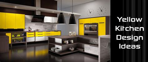 yellow kitchen decorating ideas the stuff