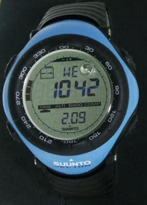 Suunto Vector Blue suunto vector wrist watches vector blue