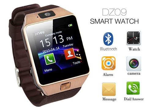 Smartwatch Android Price Dz09 Android Smartwatch Price In Pakistan M008411