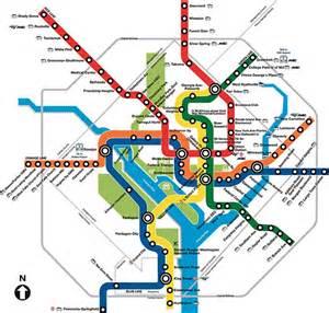 Map Of Metro Dc by Washington Dc Metro Public Transport Maps Pinterest