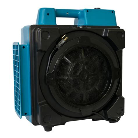 Mini Air 4 xpower 550 cfm commercial 4 stage filtration hepa purifier system mini air scrubber x 2580 the