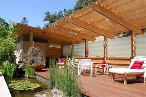 Backyard Veranda by Orinda Veranda And Cabana Deck San