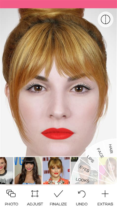 try haircuts app virtual makeover android apps on google play