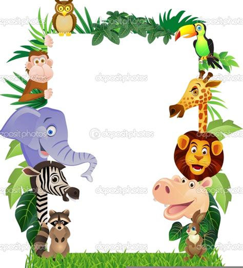 jungle animals clipart free jungle animal clipart free images at clker